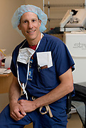 Marc Domsky is an expert at putting people to sleep as a practicing anesthesiologist at St. John's Medical Center.