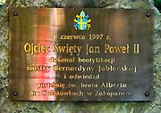 Pustelnia Brata Alberta na Kalatówkach / The hermitage of St. Brother Albert at Kalatówki