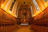 Monastery of Our Lady of Offenburg (Capuchin Monastery), Offenburg, Baden-Württemberg, Germany