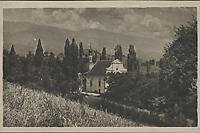Zagreb : Sv. Ksaver = Saint Xavier. <br /> <br /> Impresum[S. l.] : J. I. Z. Z., [1912].<br /> Materijalni opis1 razglednica : tisak ; 8,9 x 14 cm.<br /> Vrstavizualna građa • razglednice<br /> ZbirkaGrafička zbirka NSK • Zbirka razglednica<br /> Formatimage/jpeg<br /> PredmetZagreb –– Ksaver<br /> SignaturaRZG-KSAV-1<br /> Obuhvat(vremenski)20. stoljeće<br /> NapomenaRazglednica je putovala 1926. godine. • Pečat kurirne pošte Zagreb ručno je izdrađen na poleđini razglednice.<br /> PravaJavno dobro<br /> Identifikatori000954508<br /> NBN.HRNBN: urn:nbn:hr:238:677369 <br /> <br /> Izvor: Digitalne zbirke Nacionalne i sveučilišne knjižnice u Zagrebu