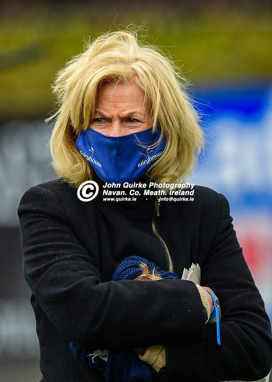 Trainer: Mrs Denise Foster, at Fairyhouse Races Fairyhouse Easter Festival.<br /> <br /> Photo: GERRY SHANAHAN-WWW.QUIRKE.IE<br /> <br /> 05-04-2021