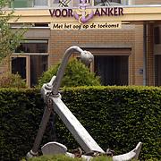 Anker en nieuw logo bejaardentehuis Vooranker Huizen