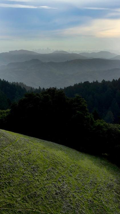 Mount Tamalpais - San Francisco