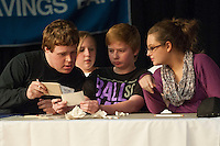 Lakes Region Scholarship Foundation's annual Spelling Bee October 25, 2012.