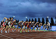 Welsh international athletics event , Cardiff. pic by Andrew Orchard,