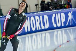 11-12-2016 NED: ISU World Cup Speed Skating, Heerenveen<br /> Ted Jan Bloemen CAN op de 10000 m