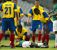LYON FRANCE 26/06/03 FIFA CONFEDERATIONS CUP<br />