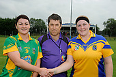 Meath v Roscommon - All-Irl Premier Camogie Championship 2011