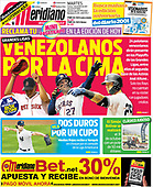 October 05, 2021 - LATIN AMERICA: Front-page: Today's Newspapers In Latin America