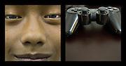 """I enjoy playing computer games, like FIFA Online 2, Blackshot, FIFA 2013..."""