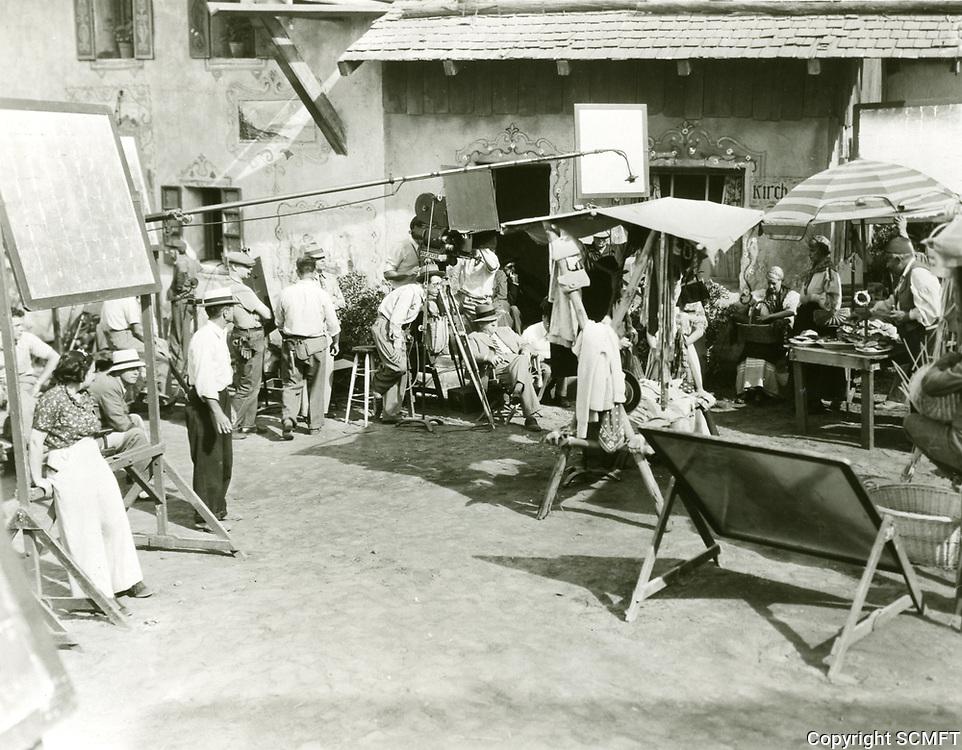 1934 Filming in Hollywood (duplicate jpg?)