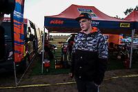 Team Brother Leader Tread KTM at the Liquorland National Enduro - Robertson
