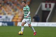 Callum McGregor (Celtic) during the Scottish Premiership match between Motherwell and Celtic at Fir Park, Motherwell, Scotland on 8 November 2020.