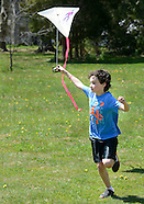 Kite Day At Fonthill Museum In Doylestown, Pennsylvania