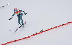 16.02.2020, Kulm, Bad Mitterndorf, AUT, FIS Ski Flug Weltcup, Kulm, Herren, im Bild Dawid Kubacki (POL) // Dawid Kubacki of Poland during the men's FIS Ski Flying World Cup at the Kulm in Bad Mitterndorf, Austria on 2020/02/16. EXPA Pictures © 2020, PhotoCredit: EXPA/ JFK