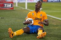 "Paul Pogba Juventus,<br /> Genova 24/8/2013<br /> Stadio ""Luigi Ferraris"" <br /> Football Calcio 2013/2014 Serie A <br /> Sampdoria - Juventus <br /> Foto Marco Bertorello Insidefoto"