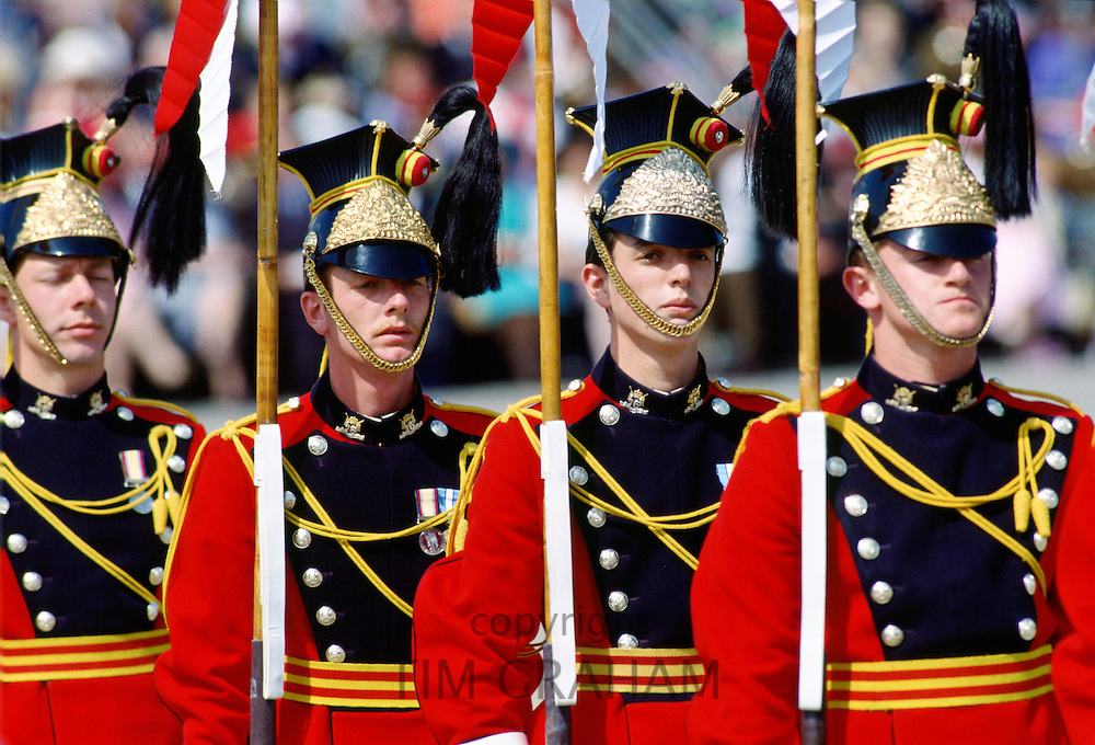 Royal Lancers, Tidworth, Hampshire, United Kingdom.