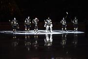 LAS VEGAS, NV - NOVEMBER 28: skates against the Dallas Stars during the game at T-Mobile Arena on November 28, 2017 in Las Vegas, Nevada. (Photo by Jeff Bottari/NHLI via Getty Images) *** Local Caption ***