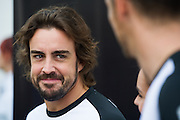October 8-11, 2015: Russian GP 2015: Fernando Alonso (SPA), McLaren Honda