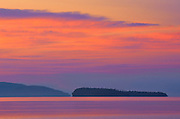 Dawn on North Shore of Lake Superior<br /> Rossport<br /> Ontario<br /> Canada