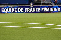 Illustration equipe FRANCE feminine  - 28.05.2015 - France / Ecosse - Match amical<br />