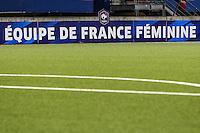 Illustration equipe FRANCE feminine  - 28.05.2015 - France / Ecosse - Match amical<br />Photo : Fred Marvaux / Icon Sport *** Local Caption ***