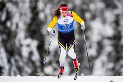 January 11, 2018 - GSbu, NORWAY - 180111 Ingrid Mathisen competes in the women's sprint classic technique qualification during the Norwegian Championship on January 11, 2018 in GÅ'sbu..Photo: Jon Olav Nesvold / BILDBYRN / kod JE / 160126 (Credit Image: © Jon Olav Nesvold/Bildbyran via ZUMA Wire)