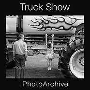 DAY TRIPPER - TRUCK SHOW - Reportage People Photo Series by Photographer Paul E Williams - Wall Art
