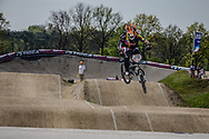 #278 (RAMIREZ YEPES Carlos Alberto) COL at the 2016 UCI BMX Supercross World Cup in Papendal, The Netherlands.