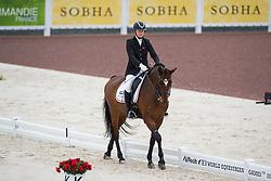Susanne Jensby Sunesen, (DEN), Thy's Que Faire, - Team Competition Grade III Para Dressage - Alltech FEI World Equestrian Games™ 2014 - Normandy, France.<br /> © Hippo Foto Team - Jon Stroud <br /> 25/06/14