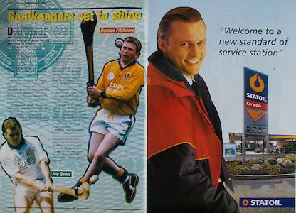 All Ireland Senior Hurling Championship - Final,.01.09.1996, 09.01.1996, 1st September 1996,.01091996AISHCF, .Wexford v Limerick,.Wexford 1-13, Limerick 0-14,..Statoil,