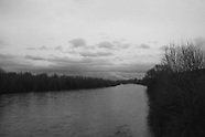 Over the riverbank