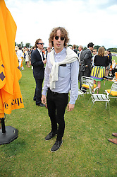 JOHNNY BORRELL at the 2008 Veuve Clicquot Gold Cup polo final at Cowdray Park Polo Club, Midhurst, West Sussex on 20th July 2008.<br /> <br /> NON EXCLUSIVE - WORLD RIGHTS