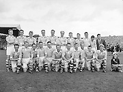1955 All Ireland Football Final, Croke Park. Showing Dublin Football team who played Kerry in the All Ireland Football Final in Croke Park on September 25th 1955...25.09.1955