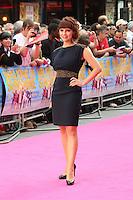 Annabel Scholey, Walking On Sunshine - World Film Premiere, Vue West End Leicester Square, London UK, 11 June 2014, Photo by Richard Goldschmidt