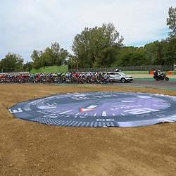 27-09-2020: wielrennen: WK weg mannen: Imola<br />Peloton neutraloisatie WK Imola