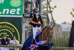 De Boeck Kasper, BEL<br /> Belgisch Kampioenschap Jeugd Azelhof - Lier 2020<br /> © Hippo Foto - Dirk Caremans<br /> 02/08/2020