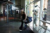 2009-07-22 Gina Carano workout and shoot