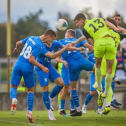 20200830: SLO, Football - Cup Slovenia 2020/21, NK Sencur vs. NK Nafta 1903