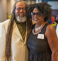 I'm extremely blessed to have known two Iconic people who have forever changed my walk in this journey called Life. Harold (Hari) Jones is a writer, lecturer, historian, curator, and motivational speaker and Vera Cornish is a renowned speaker, publisher, and empowerment strategist!