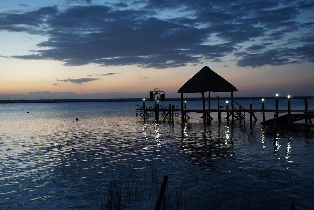 Viaggio in Messico, Laguna Del Bacala,18 novembre 2016 © foto Daniele Mosna