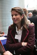 Tori Hackett, Arts Alliance CEOs Summit. Tanaka Business School. Imperial College, London. 17 April 2007.  -DO NOT ARCHIVE-© Copyright Photograph by Dafydd Jones. 248 Clapham Rd. London SW9 0PZ. Tel 0207 820 0771. www.dafjones.com.