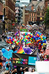 Gay Pride Leeds 2014