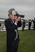 MARTIN PARR 2016 Investec Derby, Epsom Downs.  4 June 2016