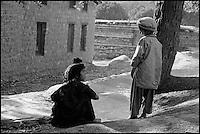 Pakistan, NWFP, Region de Chitral, Vallée de Rumbur, Population d'Ethnie kalash. // pakistan, NWFP, Chitral area, Rumbur valley, Kalash tribe