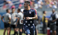 July 8, 2017 - Nashville, TN, USA - Nashville, TN - Saturday July 08, 2017: Dom Dwyer during a 2017 Gold Cup match between the men's national teams of the United States (USA) and Panama (PAN) at Nissan Stadium. (Credit Image: © John Dorton/ISIPhotos via ZUMA Wire)