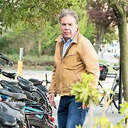 NLD/Amsterdam/20190418 - Boekpresentatie Patty Harpenau Het Land van Heimwee, Maarten Spanjer