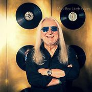 Mick Box, Uriah Heep, Jams Hotel, Stubenvollstr.2, Muenchen. 28.11.2019<br /> ©Martin Hangen/hangenfoto