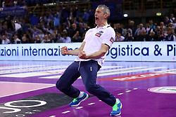11-05-2017 ITA: Finale Liu Jo Modena - Igor Gorgonzola Novara, Modena<br /> Novara heeft de titel in de Italiaanse Serie A1 Femminile gepakt. Novara was oppermachtig in de vierde finalewedstrijd. Door een 3-0 zege is het Italiaanse kampioenschap binnen. / MARCO FENOGLIO<br /> <br /> ***NETHERLANDS ONLY***