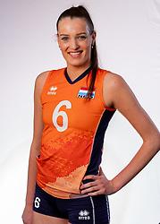 Marije ten Brinke of Netherlands, Photoshoot selection of Orange women's youth volleybal team season 2021on june 15, 2021 in Arnhem, Netherlands (Photo by RHF Agency/Ronald Hoogendoorn)